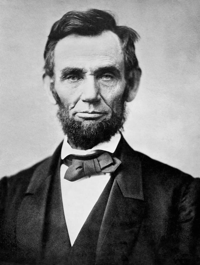 Abraham Lincoln: Possessed of the greatest mythical reputation of perhaps any President.